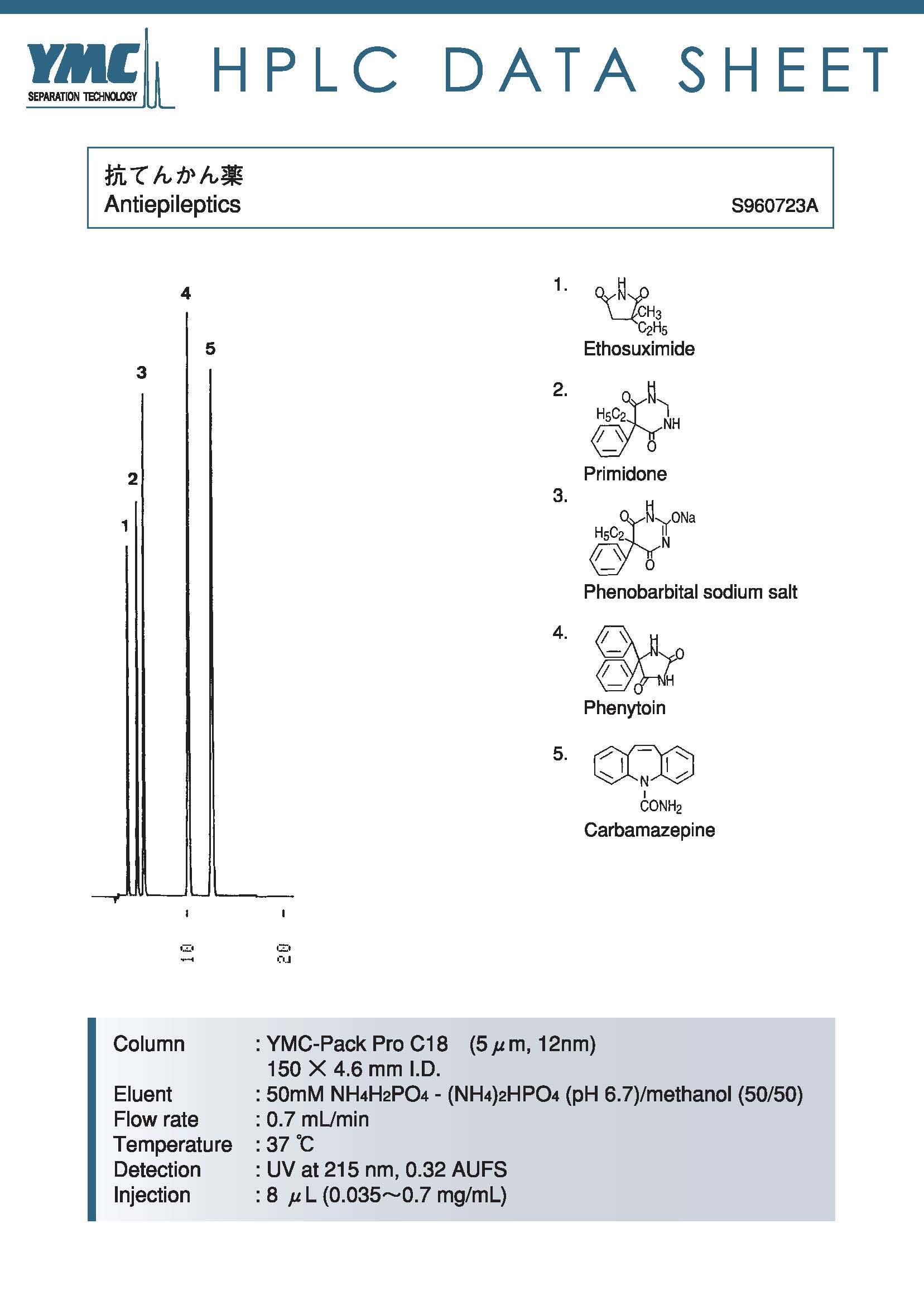 AS12S05-1546WT检测抗癫痫药物