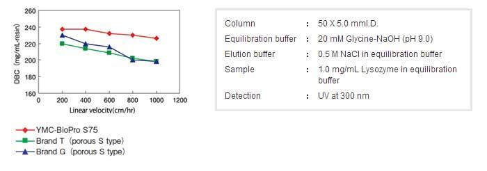 高动态吸附容量(DBC)